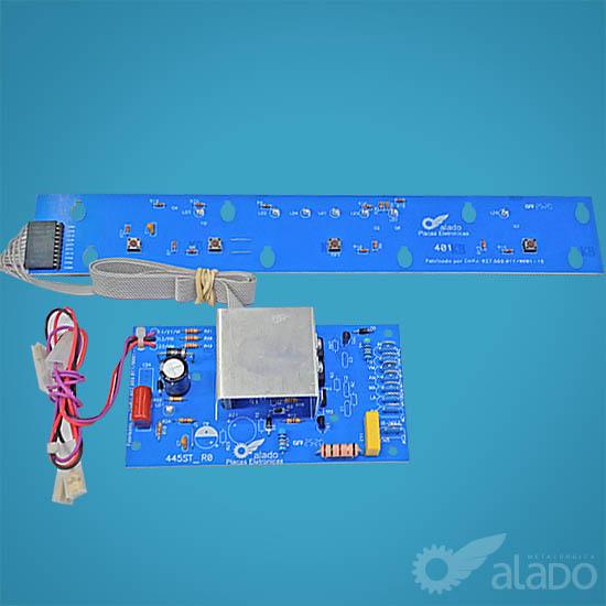 CONTROLE COMPAT. BWM08/BWC06A SMART TURBO 8K Bivolt - 326038034