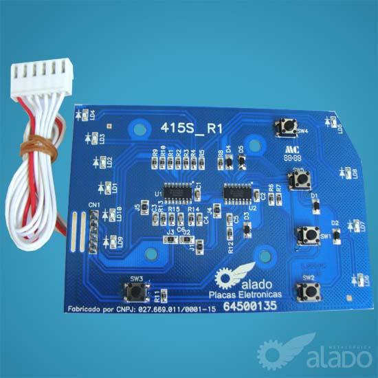 INTERFACE COMPAT. ELECTROLUX LTC10, LTC12, LTC15, LT11F, LT12F, LT15F, LTD09, LTD11,LAC16 - 64500135 /A99035301