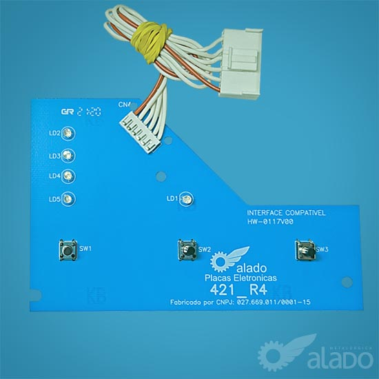 INTERFACE COMPAT. LTE12 HW0117V00 - 64502207