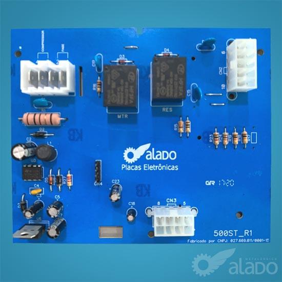 CONTROLE COMPAT. BRM40/44/47/48 W10314660/326063223 - 127V 60HZ