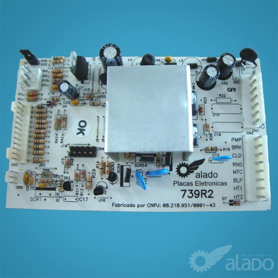 CONTROLE COMPAT. LTR15 127/220V 64800626