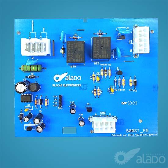 CONTROLE COMPAT. BRM35/41 AB CRM35/38 AB - W10314621/326059370 - 127V 60Hz