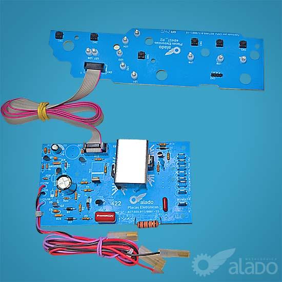 CONTROLE COMPAT. BWC07A/08A  Bivolt 50-60Hz + Interface 326050621/ 326050620/ 326050619