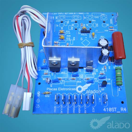CONTROLE COMPAT. MABE 5001 G005 - 189D5001G005 127V