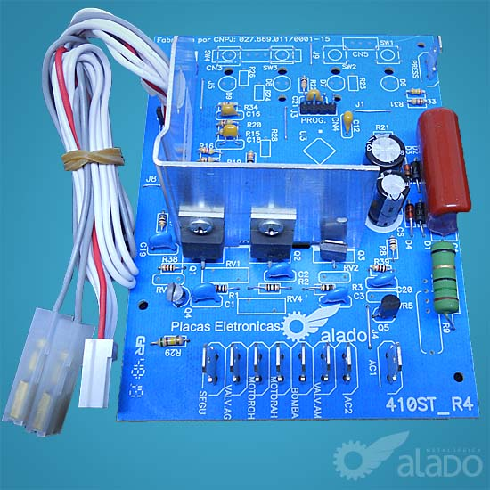 CONTROLE COMPAT. MABE 5001 G015 - 189D5001G015 127V