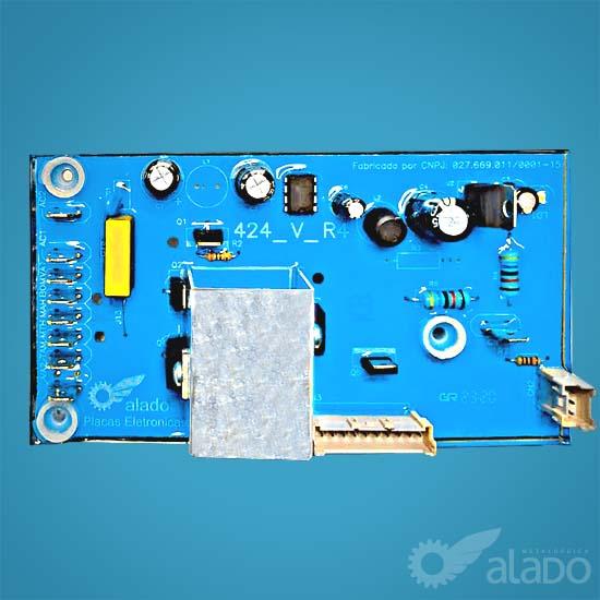 CONTROLE COMPAT. CWL10B/75/ACTIVE 9-11K  - BIVOLT - W10446927 - Moderna Resinada