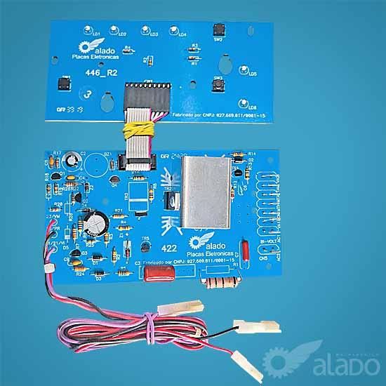 CONTROLE COMPAT. CONSUL 7KG   CWC24  326006688 / 326006689