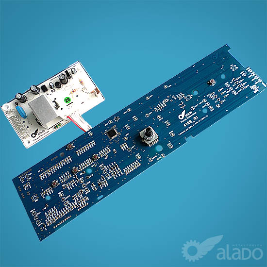 KIT COMPAT. BWL09  W10308925  (INTERFACE +  PLACA DE POTÊNCIA)