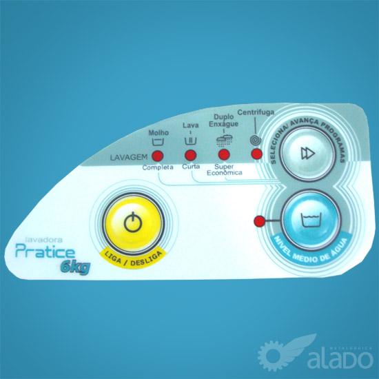 PAINEL DEC. COMPAT. CN. PRATICE 6KG CWE-06A - 326031544