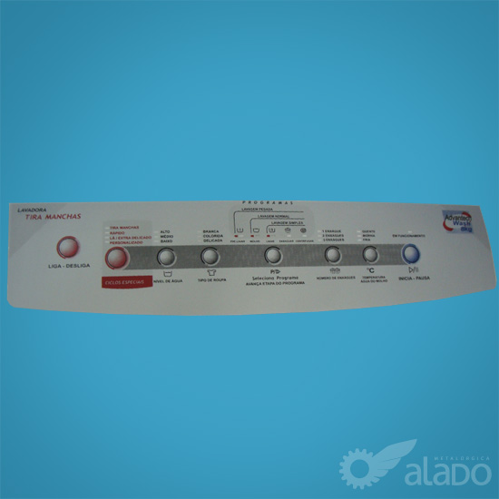 PAINEL DEC. COMPAT. BWT 08 TIRA MANCHAS ADVANTECH WASH - 326025150