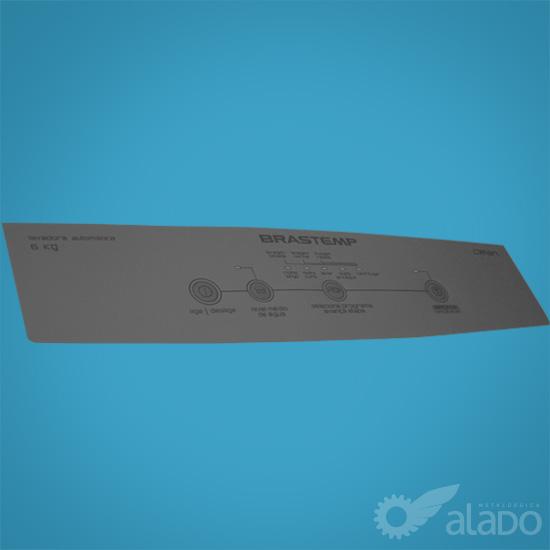 PAINEL DEC. COMPAT. BRAST. BWC06A CLEAN TURBO 6KG - 326047487