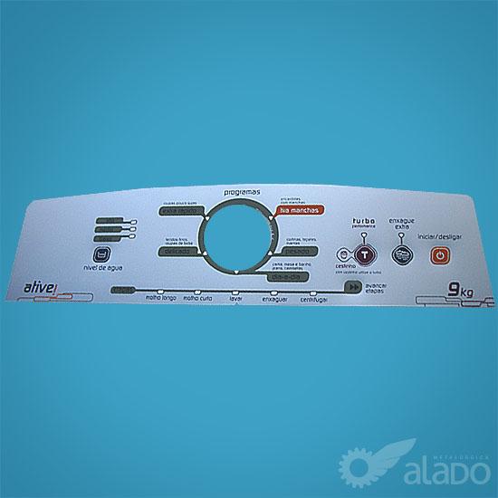 PAINEL DEC. COMPAT. BWL 09 A PRATA - W10247043
